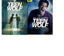 Teen Wolf: Season 6 Part 1 & 2 (DVD, 2017)  Free Shipping NEW