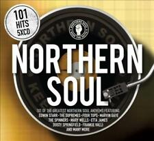 VARIOUS ARTISTS - 101 NORTHERN SOUL NEW CD