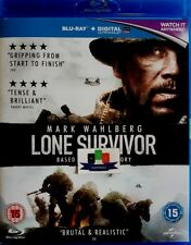 Lone Survivor (Mark Wahlberg) Blu-Ray 2014 *Brand New And Unsealed*