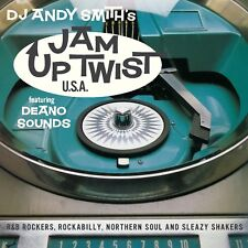 DJ Andy Smith's Jam Up Twist U.S.A. By Various Artists Audio CD New