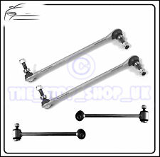 For Mercedes C-Class Jan 2007 - Front & Rear Anti Roll Bar Drop Link Rods Bars