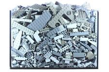 1 kg LEGO Konvolut graue Steine für Raumschiffe Star Wars Burg Ritter Kilo