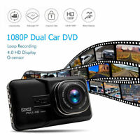 Dash   Car DVR Recorder  era Dual Lens 3'' 170° Car 1080P Full HD G-sensor