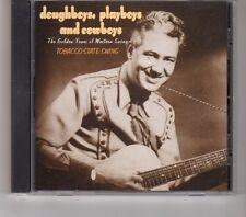 (HK451) Doughboys, Playboys & Cowboys, Tobacco State Swing - 1999 CD