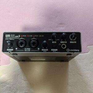 Steinberg UR22mkII USB 2.0 Audio Interface
