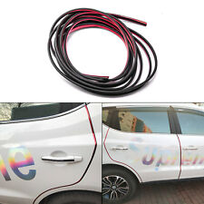 4.5M Car Door Hood Trunk Trim Guard Edge Molding Rubber Weatherstrip Seal Strip