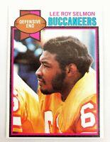 1979 Topps Football Card #123 Lee Roy Selmon NM
