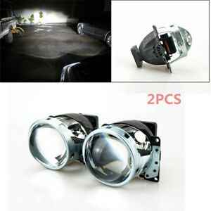BiXenon Projector Lens Fittings for Auto Headlight Q5 D1S D2S D2H D3S Bulb LHD