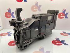 Sony dxc-d30p + pvv-3p Camera Épaule Appareil Photo Caméscope Broadcast Caméra Vidéo