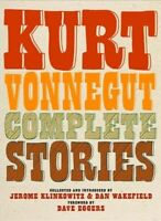 Complete Stories, Hardcover by Vonnegut, Kurt; Klinkowitz, Jerome (INT); Wake...