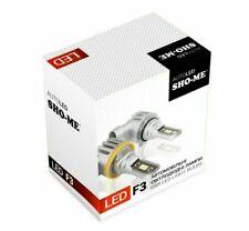 H11 20W 4000LM 6500K LED Headlight Sho-Me F3 Facil Instalacion Alta Potencia 2ud