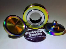608 to R188 HC 10 Ball RAINBOW Adapter And Bearing Spinner Upgrade Kit!