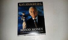 KAVANAGH Q.C. BLOOD MONEY SHIRLEY LOWE: 2 TAPE SET