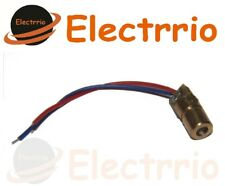 EL2507 Diodo LASER 5V Rojo 650 nm 5mW 6mm Electronica Arduino