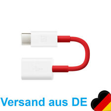OnePlus Type-C OTG Kabel OnePlus Nord / 8 / 7T / 7 / 6T/ 6 / 5T / 5 / 3 - OP OTG