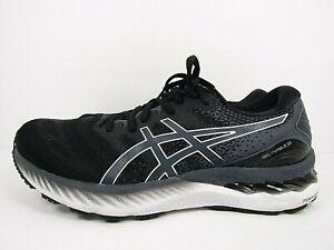 WOMEN'S ASICS GEL NIMBUS 23 size 9.5 ! WORN LESS THAN 10 MILES !RUNNING SHOES!