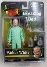 Breaking Bad Walter White in Green Hazmat suit figure Mezco 751208