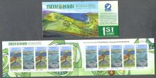 Isle of Man-Green Mann booklet complete mnh