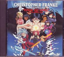 Christopher Franke Tenchi The Movie soundtrack CD