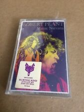 ROBERT PLANT MANIC NIRVANA  FACTORY SEALED CASSETTE  ALBUM