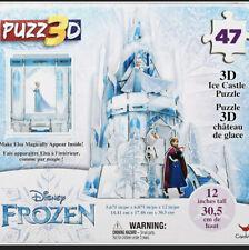 Disney Frozen 2 Puzz 3D 47-Piece Plastic Hologram Puzzle