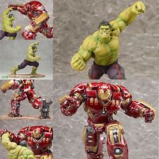 NEW AVENGERS AGE OF ULTRON HULK+ HULKBUSTER IRONMAN 1/10 MARVEL KOTOBUKIA DISNEY