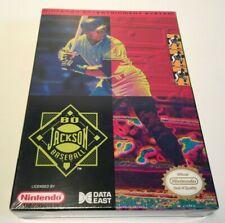 Bo Jackson Baseball - Nintendo,Nes - Game Brand New Factory Sealed