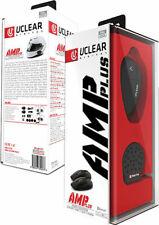 UClear AMP Plus Bluetooth Single Headset Motorcycle Helmet Communication System