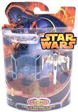 A1 Star Wars Micro Machines Hasbro X-Wing Darth Vader Tie Fighter Luke Skywalker