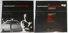 "Topper Headon (The Clash) - I'll Give You Everything  - U.K. 12"" EP vinyl"