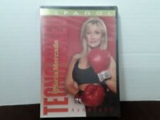 Tecno Boxeo Advanced (Spanish,DVD,2003) Felicia Mercado...