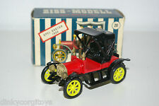 ZISS MODELL OPEL DOKTOR 1909 RED VN MINT BOXED RARE SELTEN!!