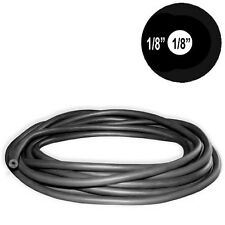 3/8in 10mm Kent Speargun Band Rubber Latex Tubing BLACK 10ft (3.1m) (#408)