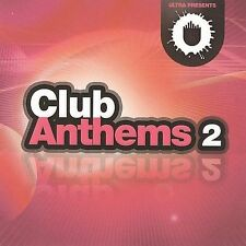 Club Anthems, Vol. 2 Various Artists MUSIC CD