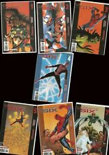 °ULTIMATE SIX 1 bis 7 von 7 UND DANN WAREN ES SECHS° Komplette Serie US Marvel