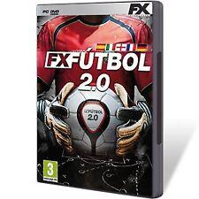 Pc Game Region Football FX 2.0