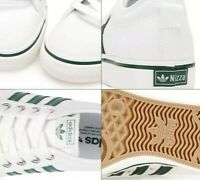 adidas Nizza  White  Green Owhite  Mens - Size 10  CQ2327