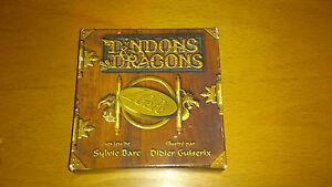 Dindons & Dragons - Sylvie Barc illustré par Didier Guisérix (complet)