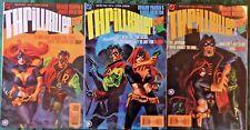 THRILLKILLER : BATGIRL & ROBIN  COMPLETE SET 1-3  ELSEWORLDS  DC  1997  NICE!!!