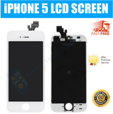 iPhone 5 White Genuine OEM Quality LCD Digitizer Screen Replacement Touch UK