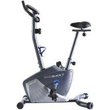 Roger Black Magnetic Exercise Bike Adjustable resistance for fitness + fat loss