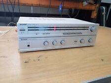 Sharp SA-11 stereo amplifier and tuner, Hi-fi separate amp (762)