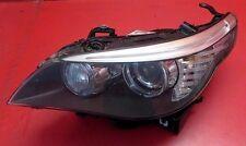 2008-2010 BMW 528xi E60 LCI OEM LEFT DRIVER SIDE AKL BI-XENON ADAPTIVE HEADLIGHT