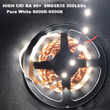 Marswalled High CRI RA 90 5m Smd2835 LED Strip Light 300leds Pure White Dc12v