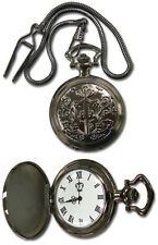 Black Butler Kuroshitsuji Sebastian's Pocket Watch Anime Manga NEW