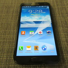 SAMSUNG GALAXY NOTE 2, 16GB - (AT&T) CLEAN ESN, WORKS, PLEASE READ!! 36914