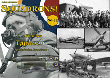 SQUADRONS! No. 43 - The Hawker TYPHOON - The Rhodesian squadrons
