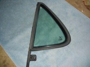SAAB 9-5 Sedan Left Rear Door 1/4 Window 5182019