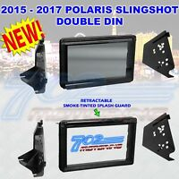 NEW METRA RADIO INSTALLATION KIT 99-9721 2015-2017 POLARIS SLINGSHOT DOUBLE DIN