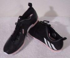 NEW Adidas Performance Womens Xcs Spikeless Cross Country Running Shoes 9 Black